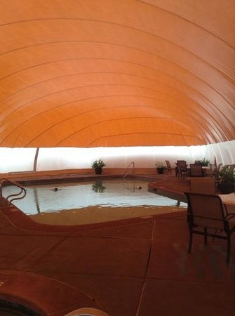 BEST WESTERN PLUS Rio Grande Inn:                   covered pool