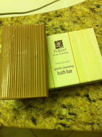 BEST WESTERN PLUS Rio Grande Inn:                   good soap