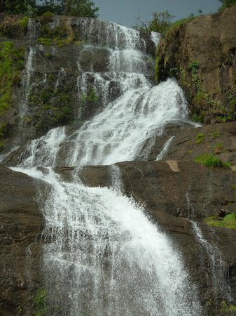 waterfall - route from cochin to munnar - picture of munnar holidays