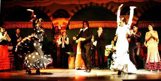 El Palacio Andaluz: Palacio Andaluz Tablao Flamenco Sevilla