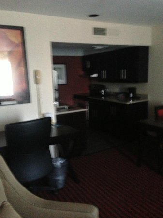 HYATT House Dallas/Las Colinas: Kitchen