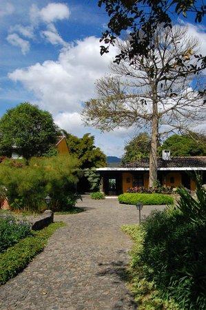 Quinta de las Flores : jardin