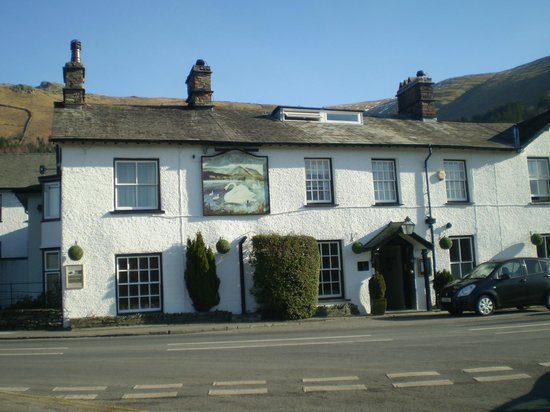 Macdonald Swan Hotel:                   A handsome and historical building!