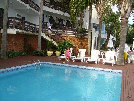Bombinhas Tourist Hotel e Pousada: zona apart