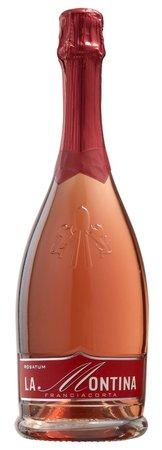 Tenuta La Montina: Franciacorta Rosé Extra Brut