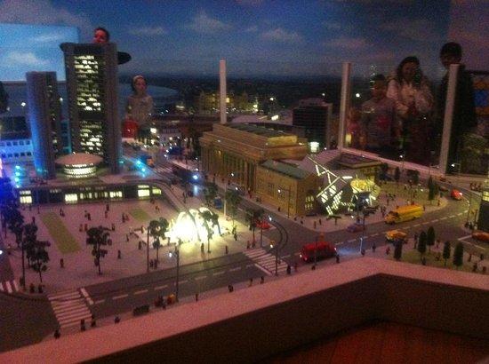 Lego Racers : Build & Test area - Picture of LEGOLAND ...