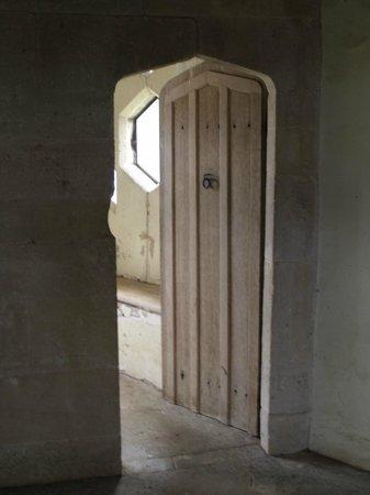 Doorway,Rushton Triangular Lodge
