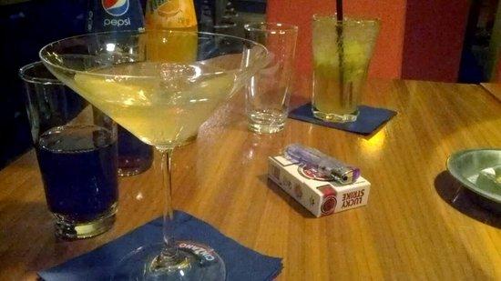 Absolutum Boutique Hotel:                   Coktails