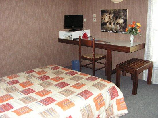 Hotel du Parc: une chambre double