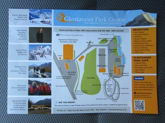 Mount Cook Glentanner Park Centre: Glentanner Park Centre
