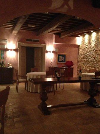 Villa Armena Relais:                   foto del ristorante