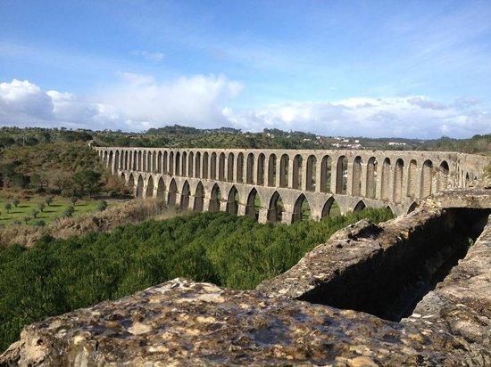 Pegoes Aqueduct: Vista geral 2