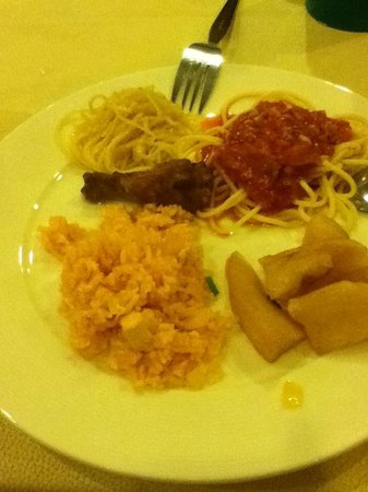 Golden Beach:                   The red part is the Spaghetti. Drumlets was really soft
