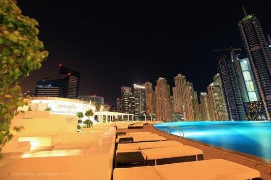 Hotel Americano:                   Stunning Skyscene