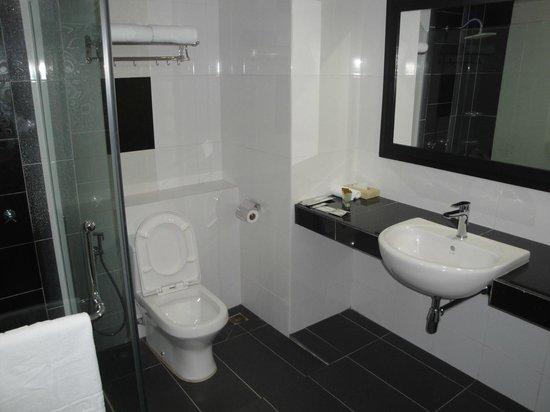 Prinzpark Terengganu: Bathroom