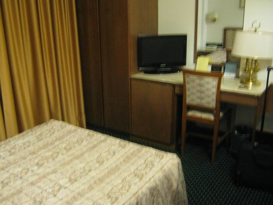 Hotel Marconi : Habitacion individual - cama 120 cm