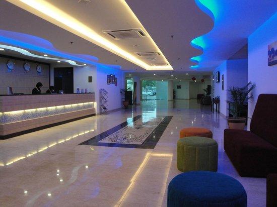 Prinzpark Terengganu: Lobby area