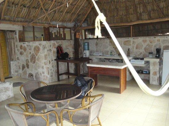 Casa Quetzal:                   Autre vue du salon