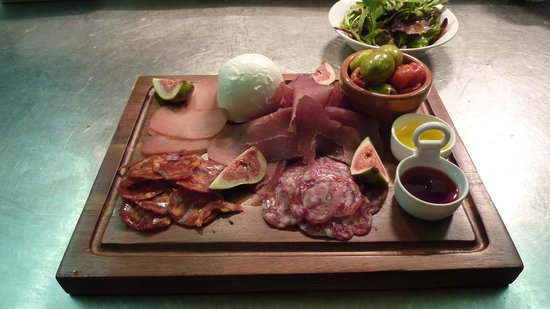The Froize Freehouse Restaurant: East Anglian charcuterie - Froize style.