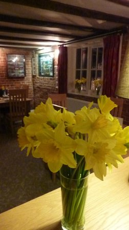 The Froize Freehouse Restaurant: Spring!