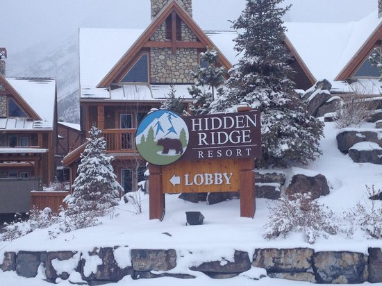 Hidden Ridge Resort:                   Hidden Ridge