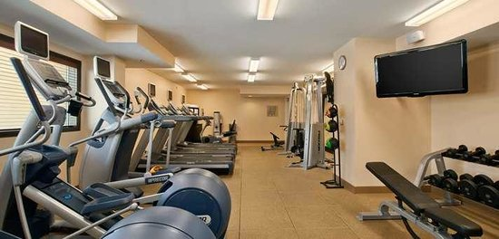 Embassy Suites by Hilton San Antonio Riverwalk-Downtown: Fitness Center