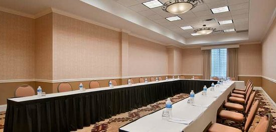 Embassy Suites by Hilton San Antonio Riverwalk-Downtown: Meeting Space