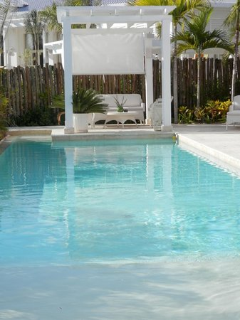 Eden Roc at Cap Cana:                   Personal Pool