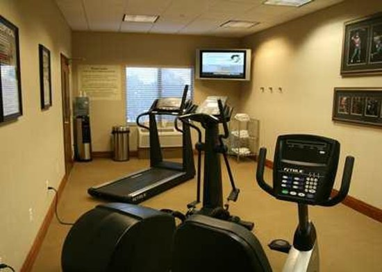 Hampton Inn & Suites College Station / US 6-East Bypass : Fitness Center