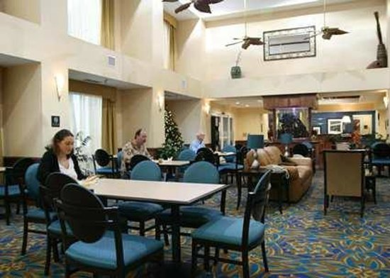 Hampton Inn & Suites Corpus Christi I-37 - Navigation Blvd.: Dining Area