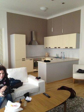 Arcadia Residence:                   Angolo Cottura