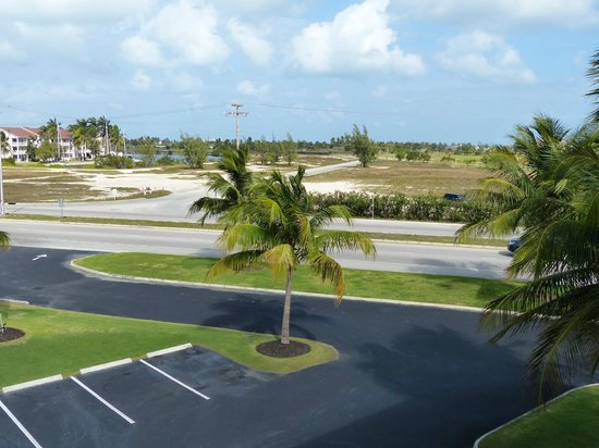 Sunshine Suites Resort :                   View from our room