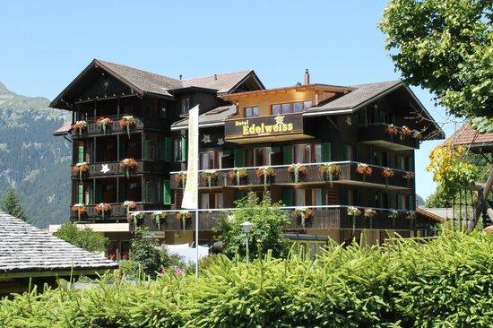 Hotel Edelweiss: Aussenansicht