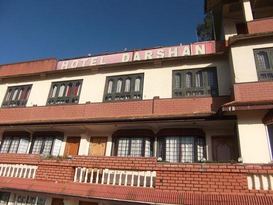 Hotel Darshan Ooty:                   hotel