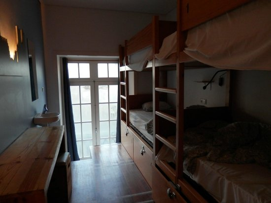 Yes! Hostel Porto:                                     Female dorm
