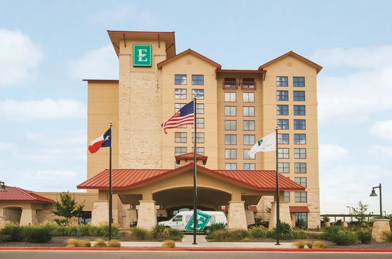 Embassy Suites by Hilton San Marcos - Hotel, Spa & Conference Center: Exterior Hotel