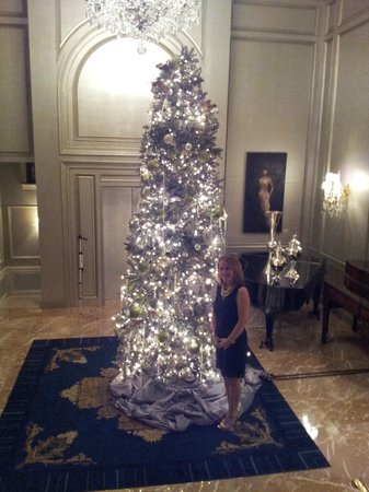The Ritz-Carlton, Atlanta:                   Christmas at the Ritz