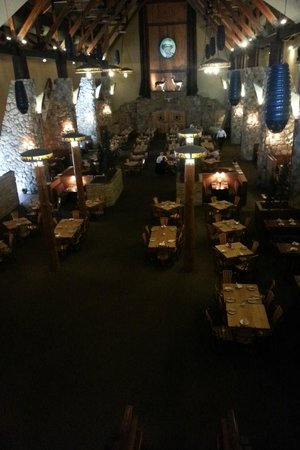 Uncle Buck's Brewery and Steakhouse:                   The Hall of the Mountain King