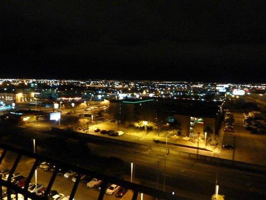 Crowne Plaza Albuquerque:                   View