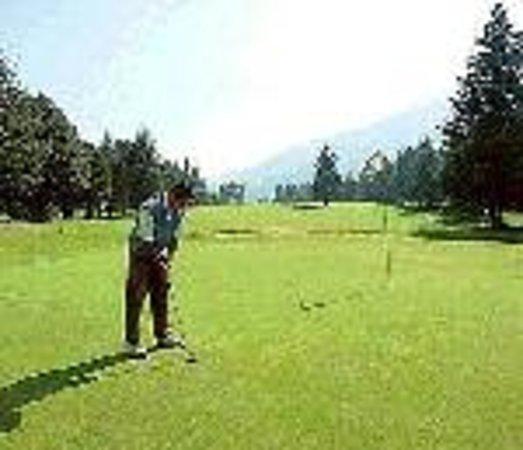 Hotel Siviglia: Golf  di Fiuggi