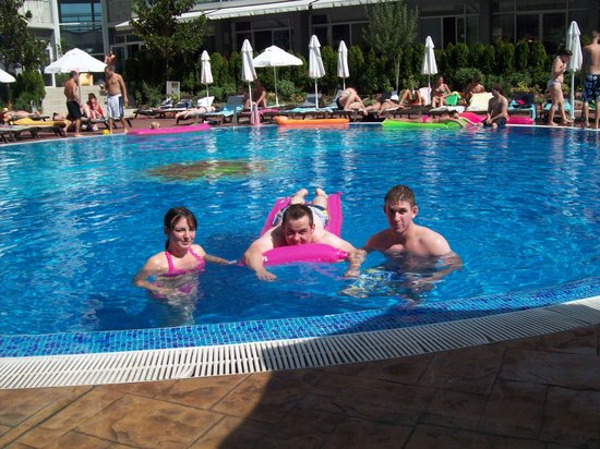 Pool picture of perla hotel sunny beach tripadvisor - Sunny beach pools ...