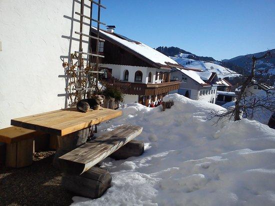 Imberg/Skigebiet Steibis