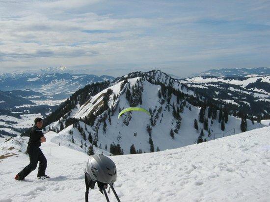Imberg / Skiarea Steibis:                   Hochgrat