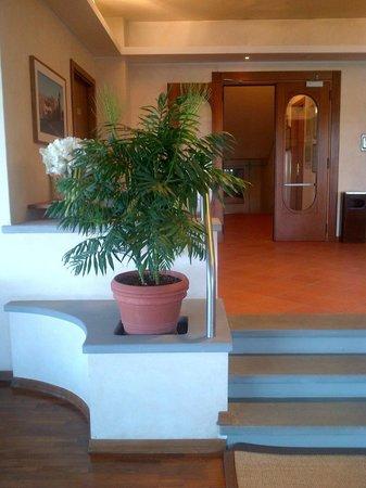 Hotel Barberino: ingresso