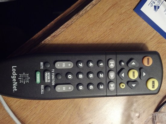 Best Western Plus Bayshore Inn:                   their tv remotes are terrible and dont really function