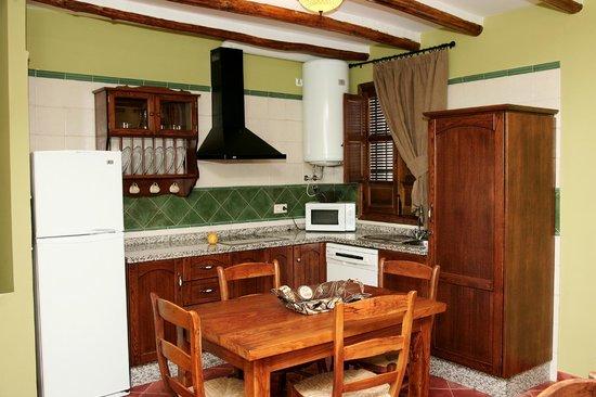 Cortijo La Presa: Cocina de apartamento