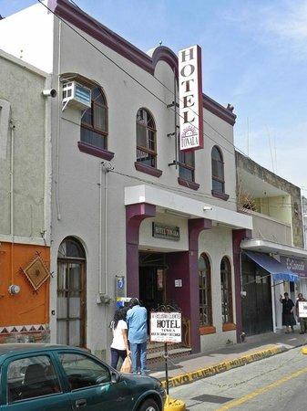 Hotel Tonala Front