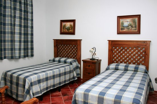 Cortijo La Presa: Habitción Twin de apartamento estandar