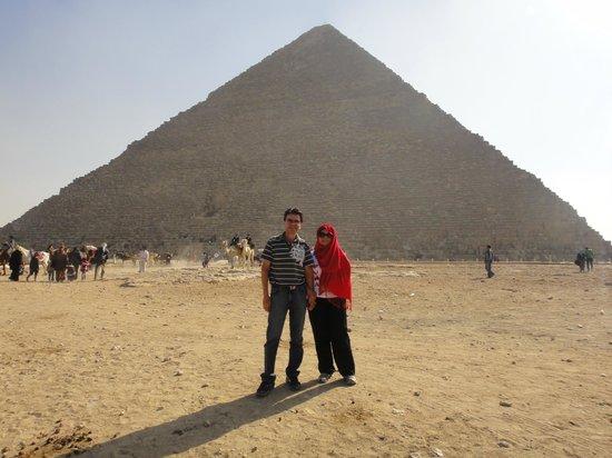 Pyramisa Suites Hotel Cairo:                   Egito-Cairo