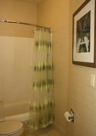 SpringHill Suites Morgantown: Bath